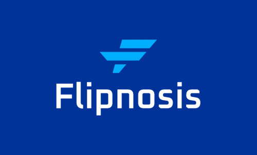 Flipnosis - E-commerce domain name for sale