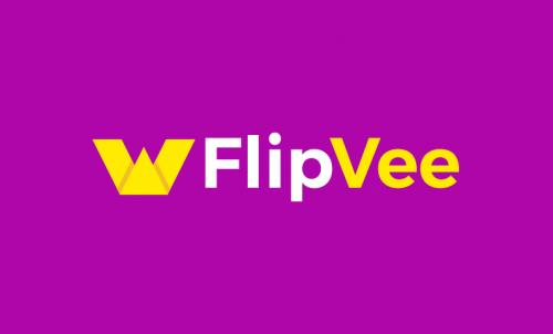 Flipvee - Business domain name for sale