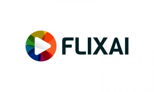 Flixai - Retail business name for sale