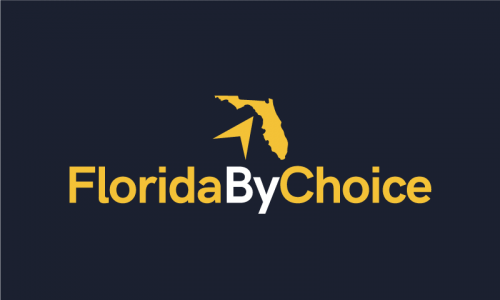 Floridabychoice - Approachable brand name for sale