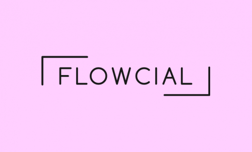 Flowcial - Social business name for sale