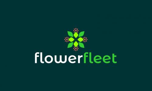 Flowerfleet - Conferences startup name for sale