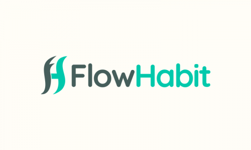 Flowhabit - Business company name for sale