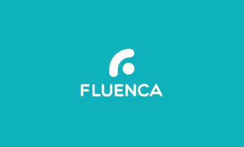 Fluenca - Marketing business name for sale