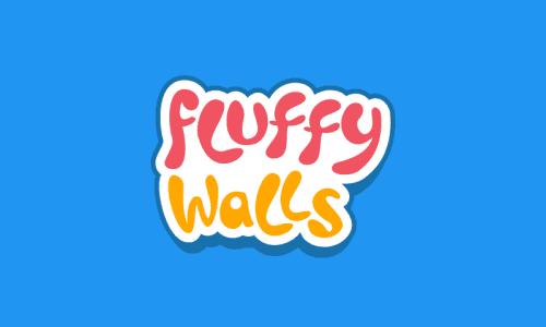 Fluffywalls - Interior design brand name for sale