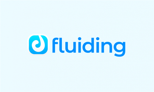 Fluiding - Food and drink company name for sale
