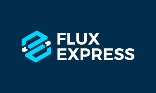 Fluxexpress - Delivery brand name for sale