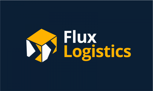 Fluxlogistics - Delivery brand name for sale