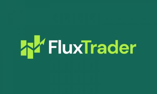 Fluxtrader - Business startup name for sale