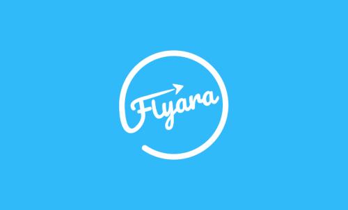 Flyara - Travel business name for sale