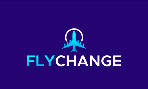 Flychange - Business domain name for sale
