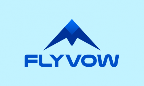 Flyvow - Business startup name for sale