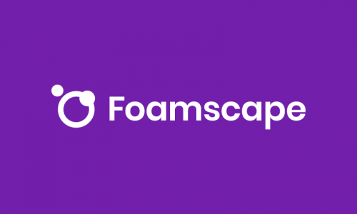 Foamscape - Analytics startup name for sale