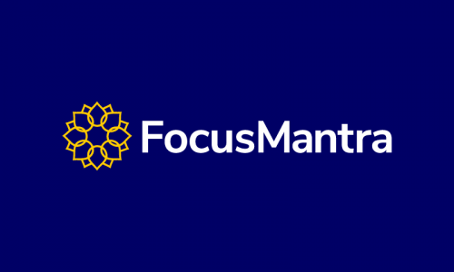 Focusmantra - Consulting brand name for sale