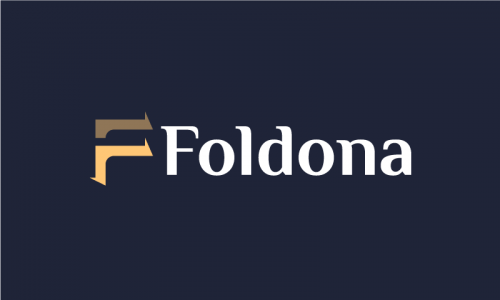 Foldona - Potential brand name for sale