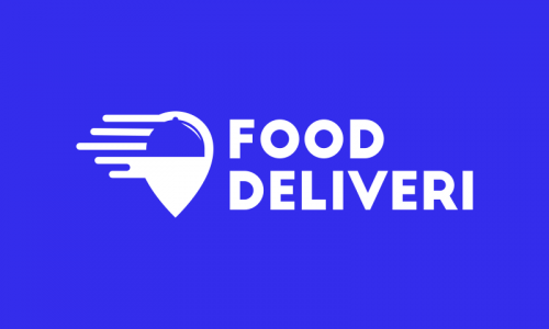 Fooddeliveri - Food and drink business name for sale