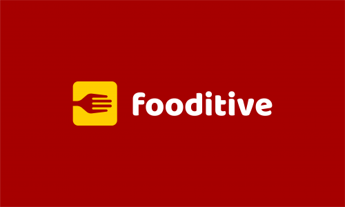 Fooditive - Food and drink startup name for sale