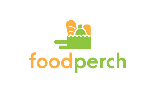 Foodperch - Diet startup name for sale
