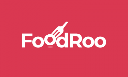 Foodroo - Food and drink brand name for sale