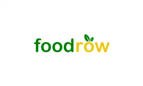 Foodrow - Business name for a company in the food industry