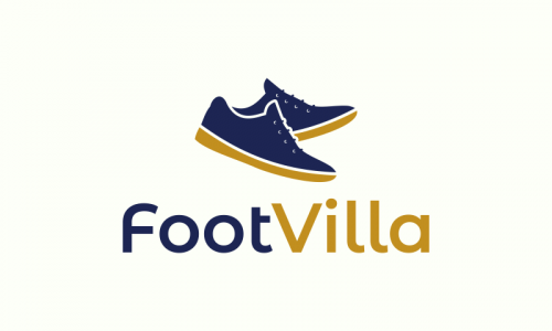 Footvilla - Retail company name for sale