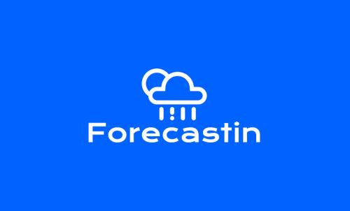 Forecastin - Analytics startup name for sale