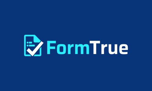 Formtrue - Business startup name for sale