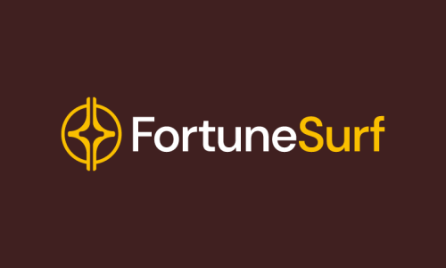 Fortunesurf - Technology business name for sale