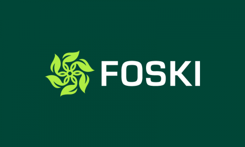 Foski - Finance business name for sale