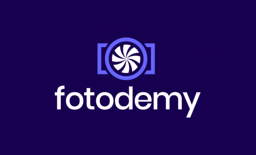 Fotodemy - Art business name for sale