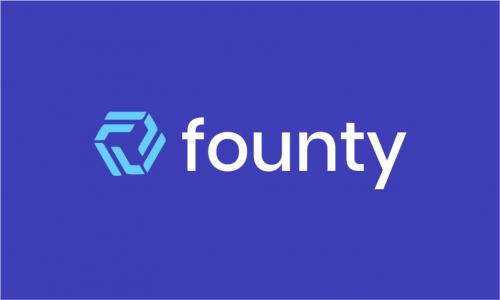 Founty - E-commerce brand name for sale