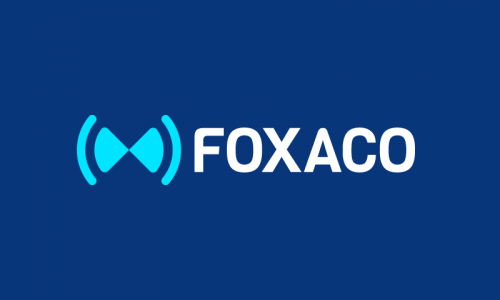 Foxaco - Business domain name for sale