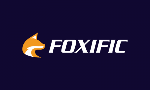 Foxific - Technology startup name for sale