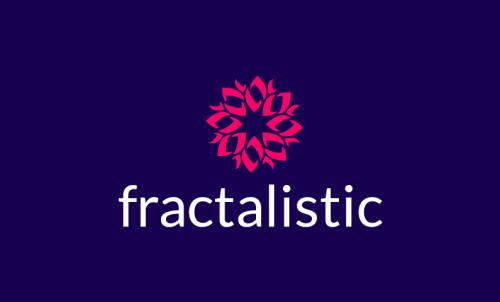 Fractalistic - Music domain name for sale