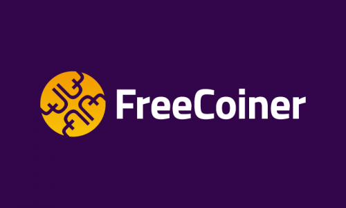 Freecoiner - Finance company name for sale