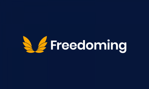 Freedoming - Film startup name for sale
