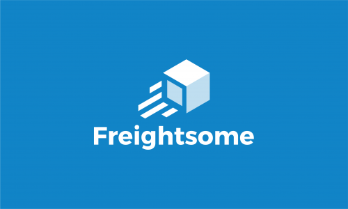 Freightsome - Transport domain name for sale