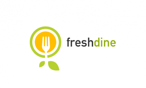 Freshdine - Food and drink brand name for sale