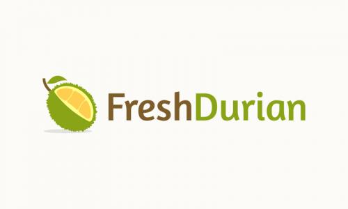 Freshdurian - Retail brand name for sale