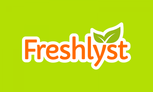 Freshlyst - Food and drink domain name for sale