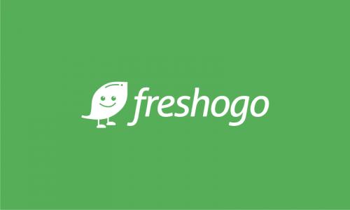 Freshogo - Original business name for sale