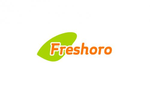 Freshoro - Retail brand name for sale