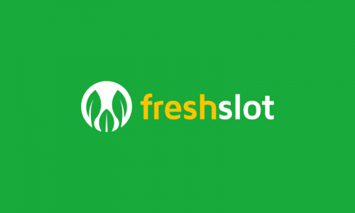 Freshslot - Marketing startup name for sale