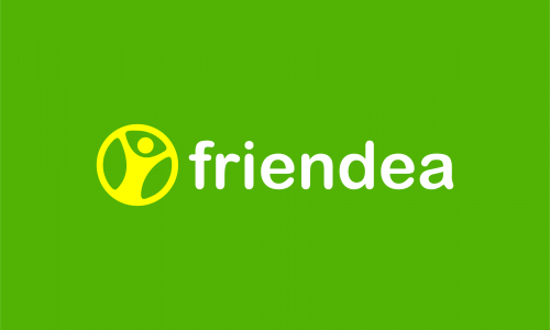 Friendea - Business domain name for sale
