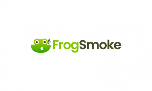 Frogsmoke - E-commerce product name for sale