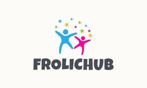 Frolichub - E-commerce domain name for sale