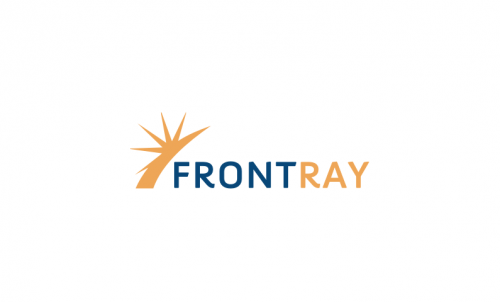 Frontray - Religious business name for sale