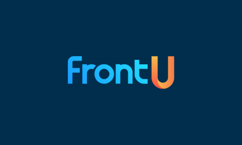 Frontu - Potential domain name for sale