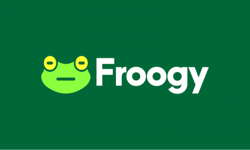 Froogy - Media product name for sale