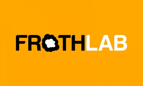 Frothlab - Dining startup name for sale